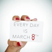 Vaga feminista 8 març 2018