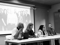 SOM RENOVACIÓ A BARCELONA- Sala plena per acomiadar la campanya electoral a eleccions al COPC  al CENTRE CIVIC PATI LLIMONA