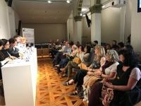 SomRenovació al Col.legi de Periodistes de Catalunya i a la Cooperativa Obrera Tarraconense