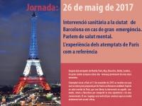 Jornada : La experiència dels atemptats de París.26/5/2017